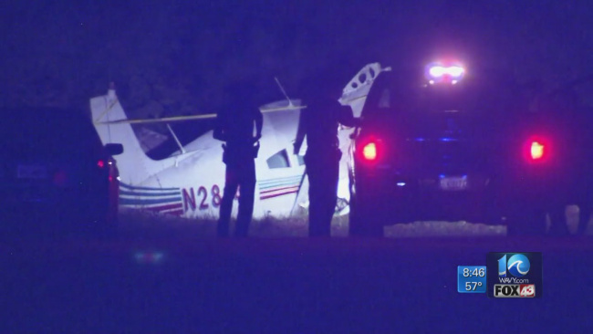 Suffolk small plane crash