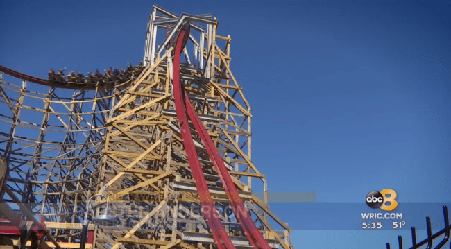 kings dominion new roller coaster