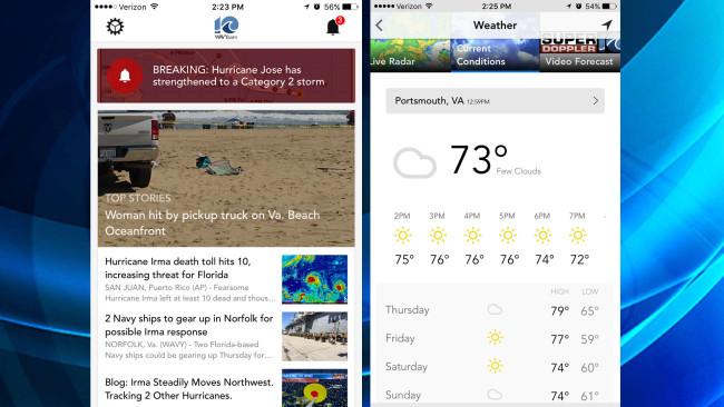 Download the WAVY TV 10 News App