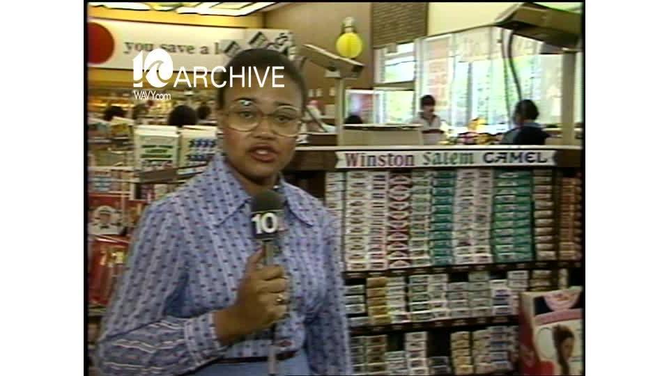 WAVY Archive: 1981 Local Cigarette Tax