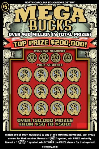 mega bucks jackpot