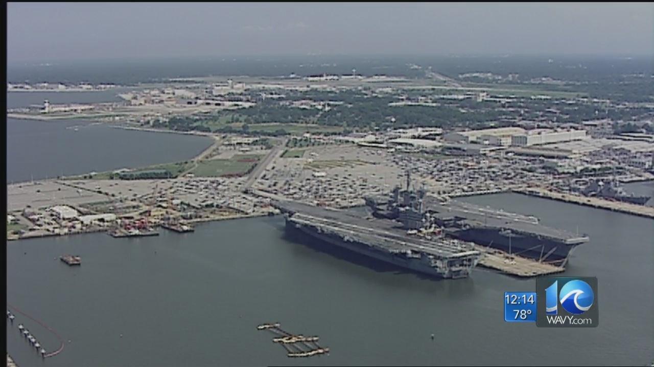Sailor's death at Naval Station Norfolk ruled suicide
