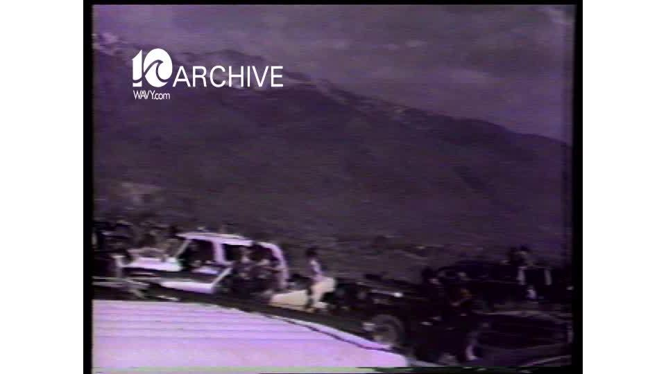 WAVY Archive: 1981 Hill Air Force Base Utah Jet Crash