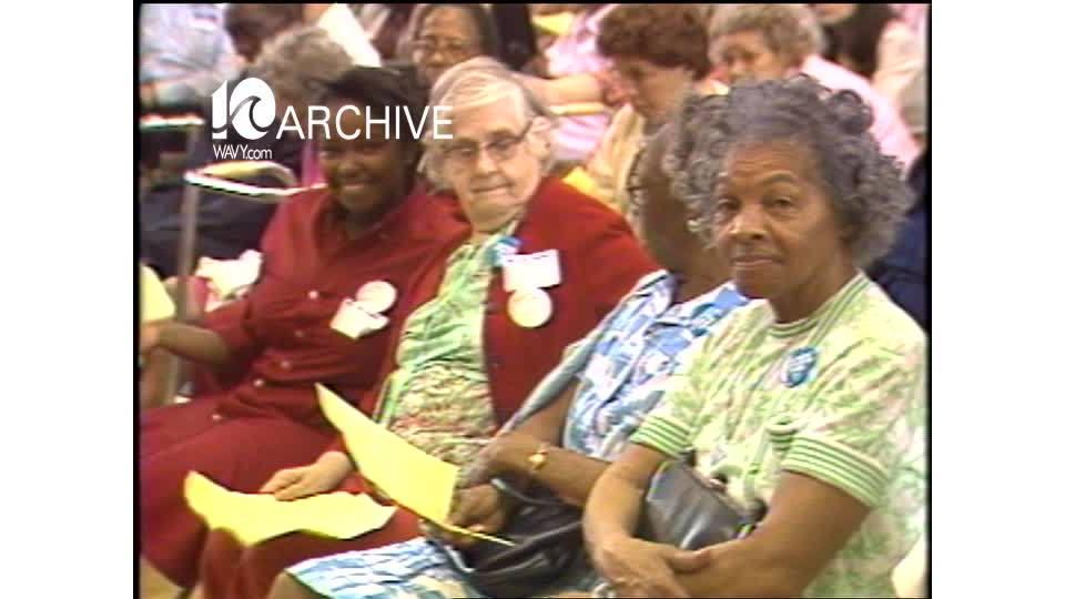WAVY Archive: 1981 Norfolk Senior Citizens