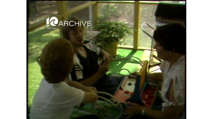 WAVY Archive: 1981 Moms Fight for Sons Education