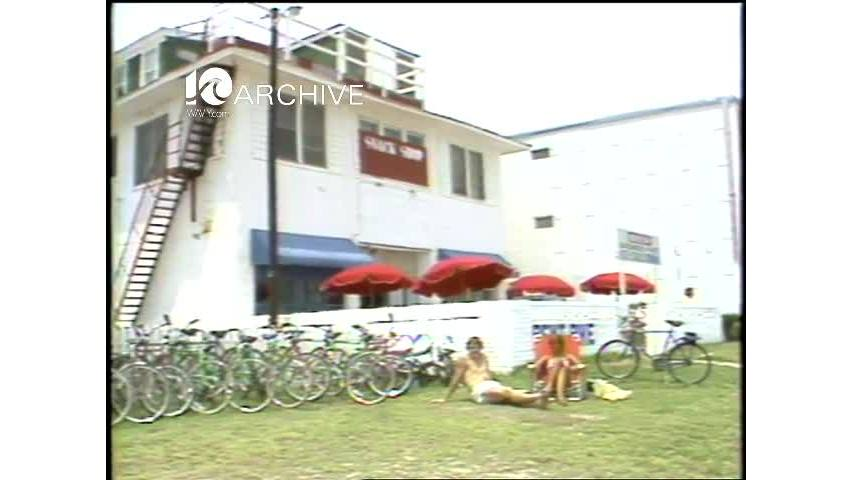 WAVY Archive: 1981 Oceanfront Zoning for Patio Dining