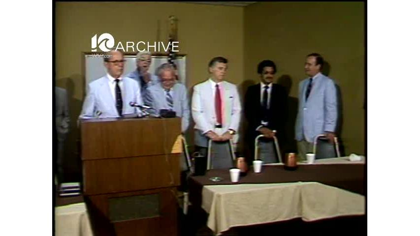 WAVY Archive: 1981 Democratic Members of General Assembly
