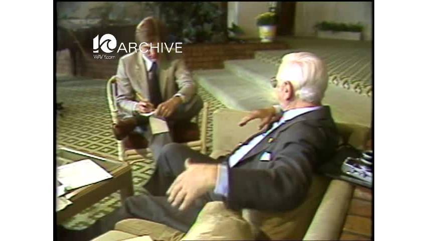 WAVY Archive: 1981 Polio Vaccine