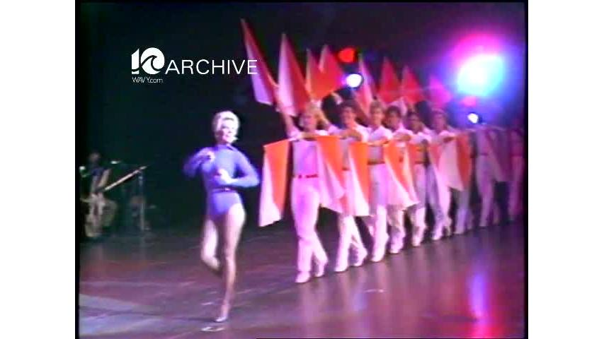 WAVY Archive: 1981 Mitzi Gaynor