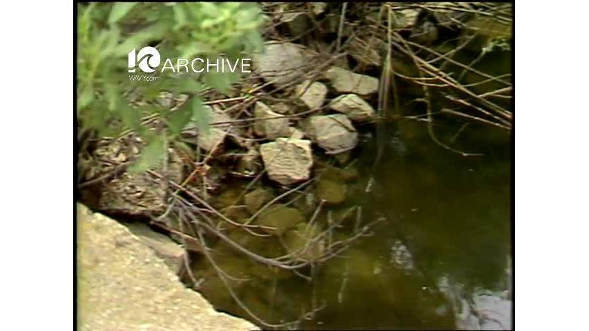 WAVY Archive: 1981 Water Reservoirs