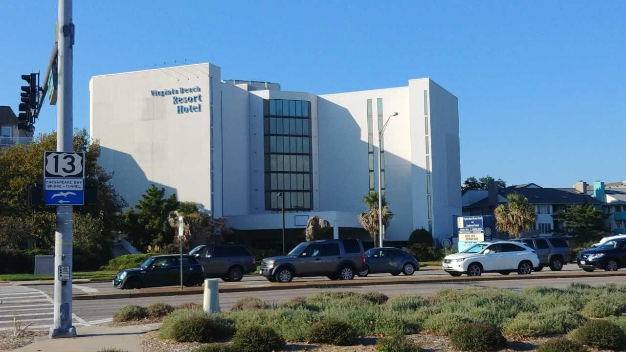 Layoffs announced as Va  Beach hotel plans to shut down for major