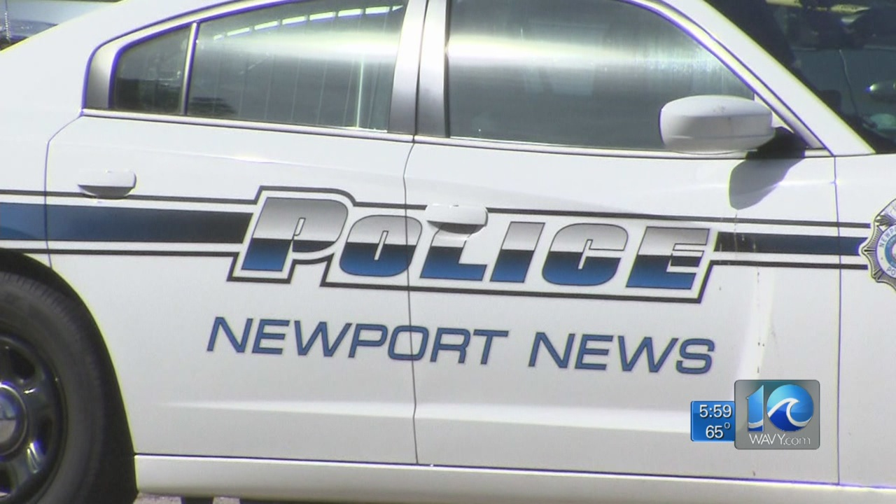 Newport News deputy involved in four-vehicle crash Wednesday