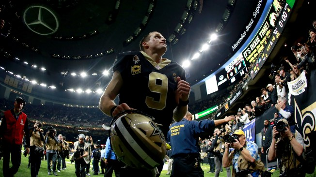 Drew Brees Philadelphia Eagles
