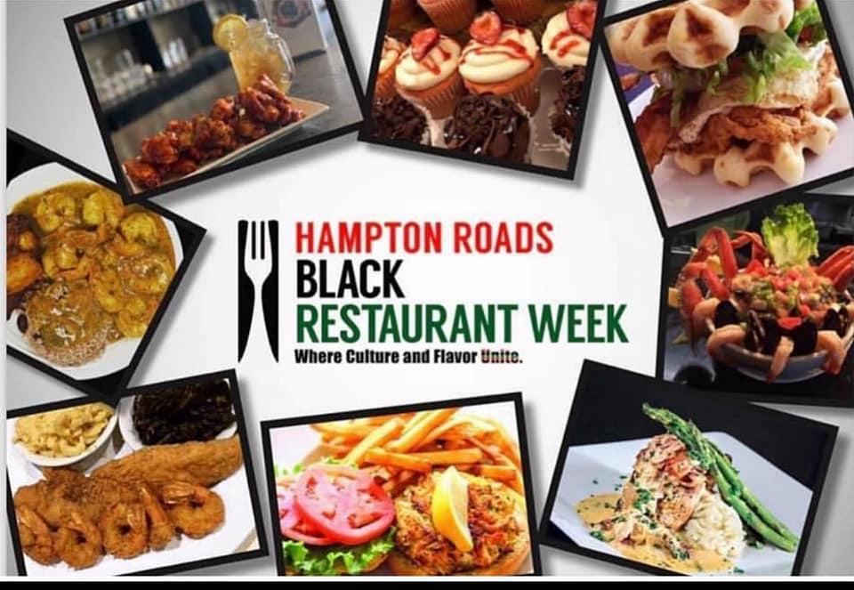 Introducing The First Ever Hampton Roads Black Restaurant Week