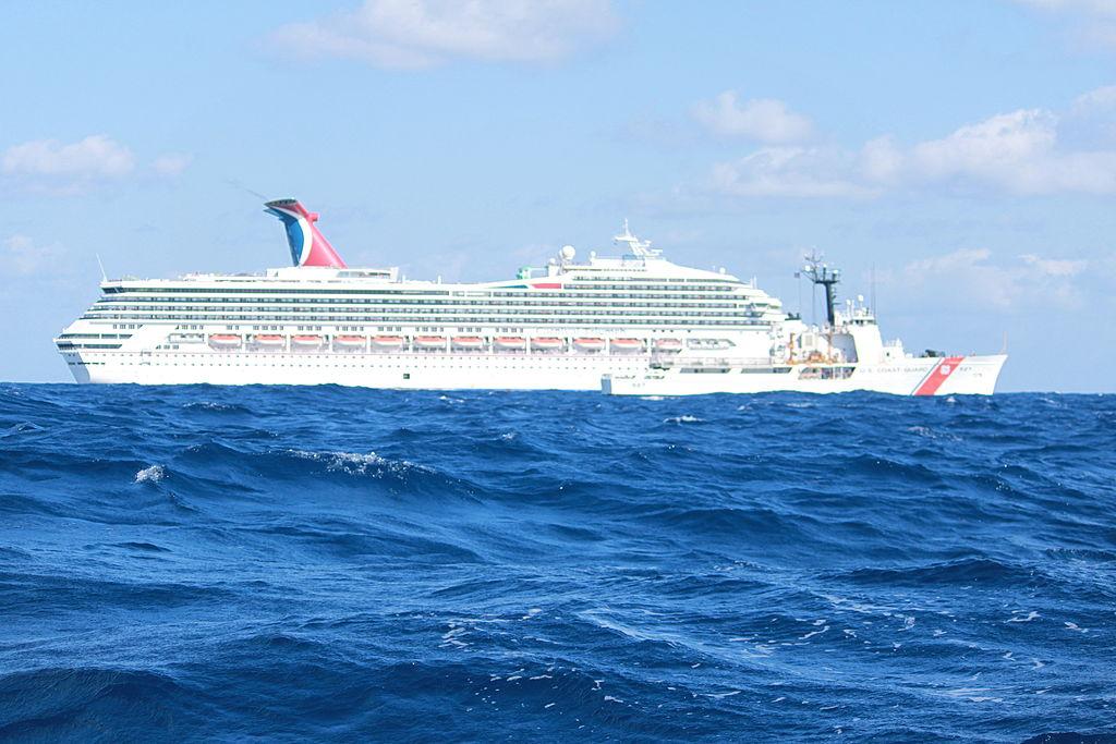 Carnival Cruise Carnival Triumph Sunrise