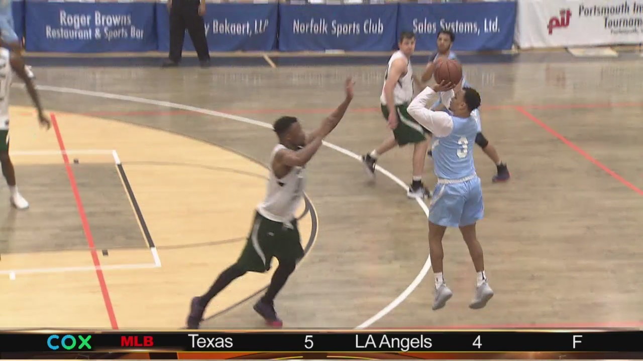 Robinson buzzer-beater highlights PIT's opening night