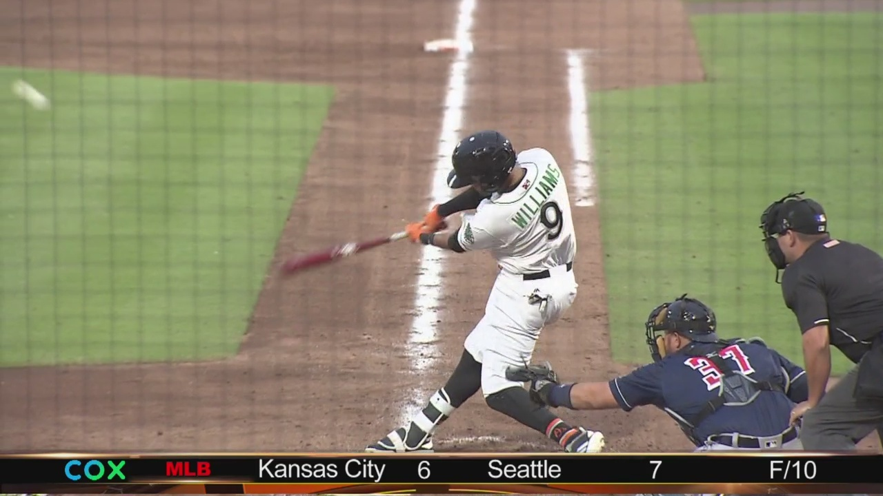 Tides celebrate 27th home opener, lose to Toledo in extras