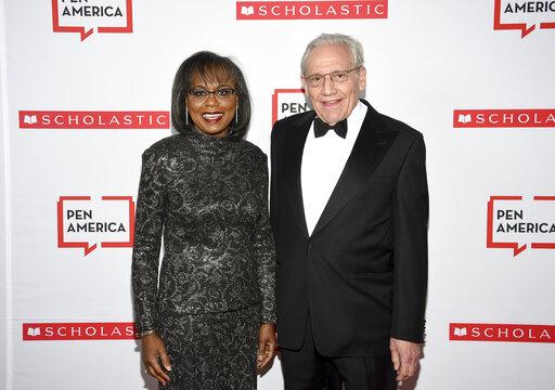 Anita Hill, Bob Woodward