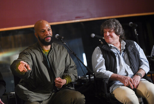 Common, Michael Lang