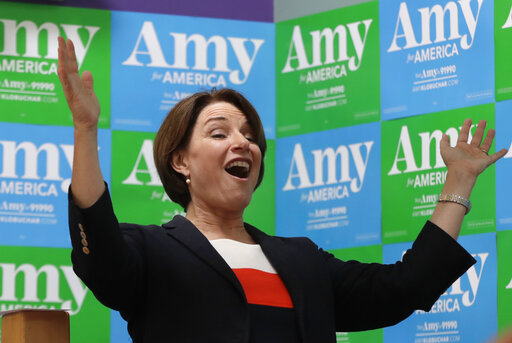 The Latest: NBC announces 1st 2020 Democratic debate lineups – WAVY.com
