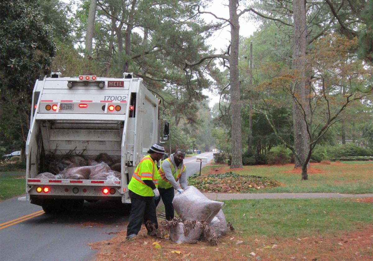 Virginia Beach Waste Management