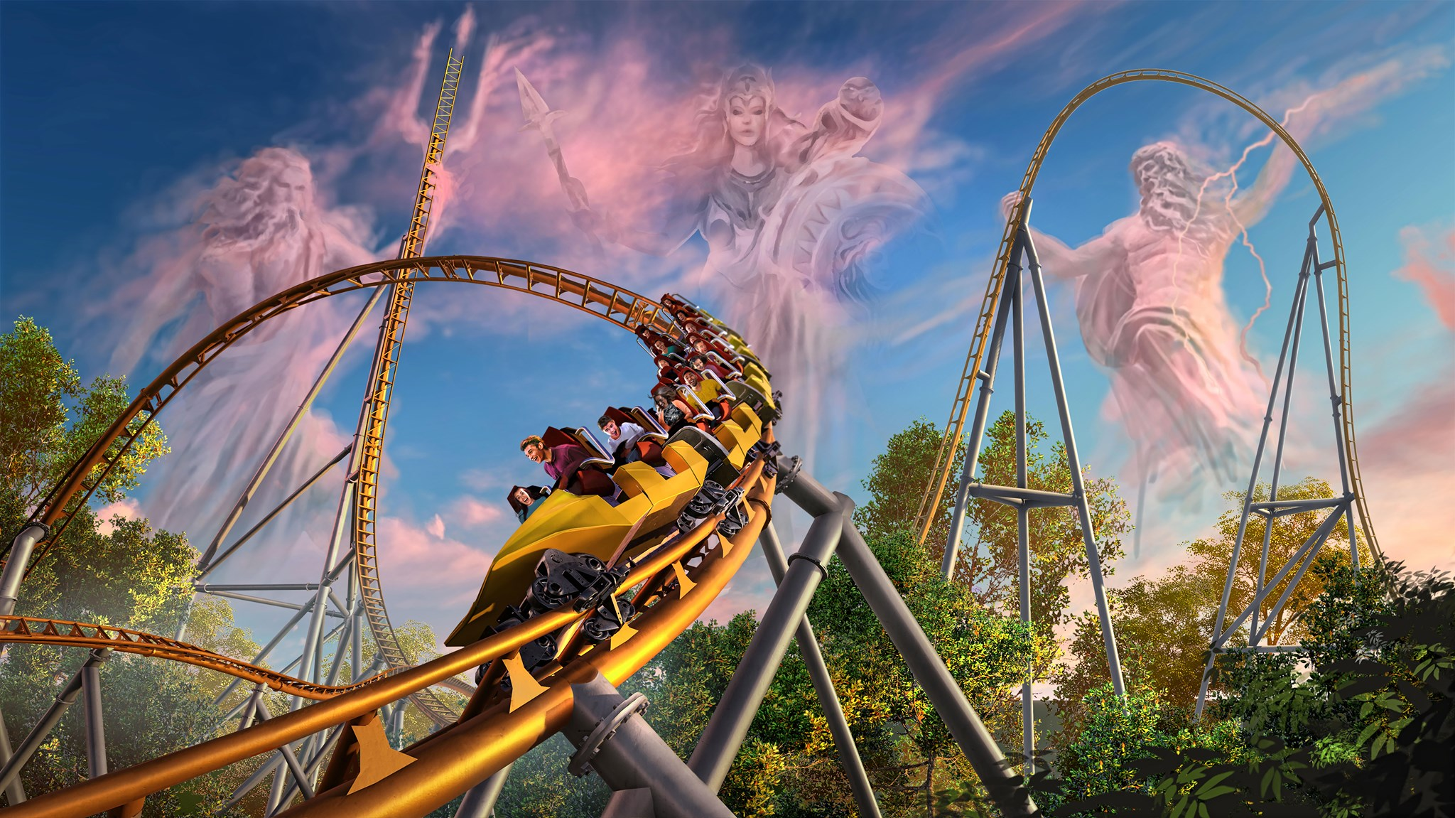 busch gardens williamsburg 2020