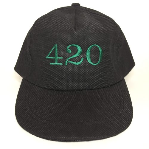 420 5 Panel Dad Hat