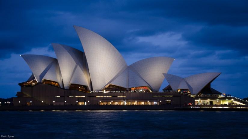 Inspiration for Australia