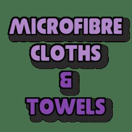 Microfibre Cloths and Towels