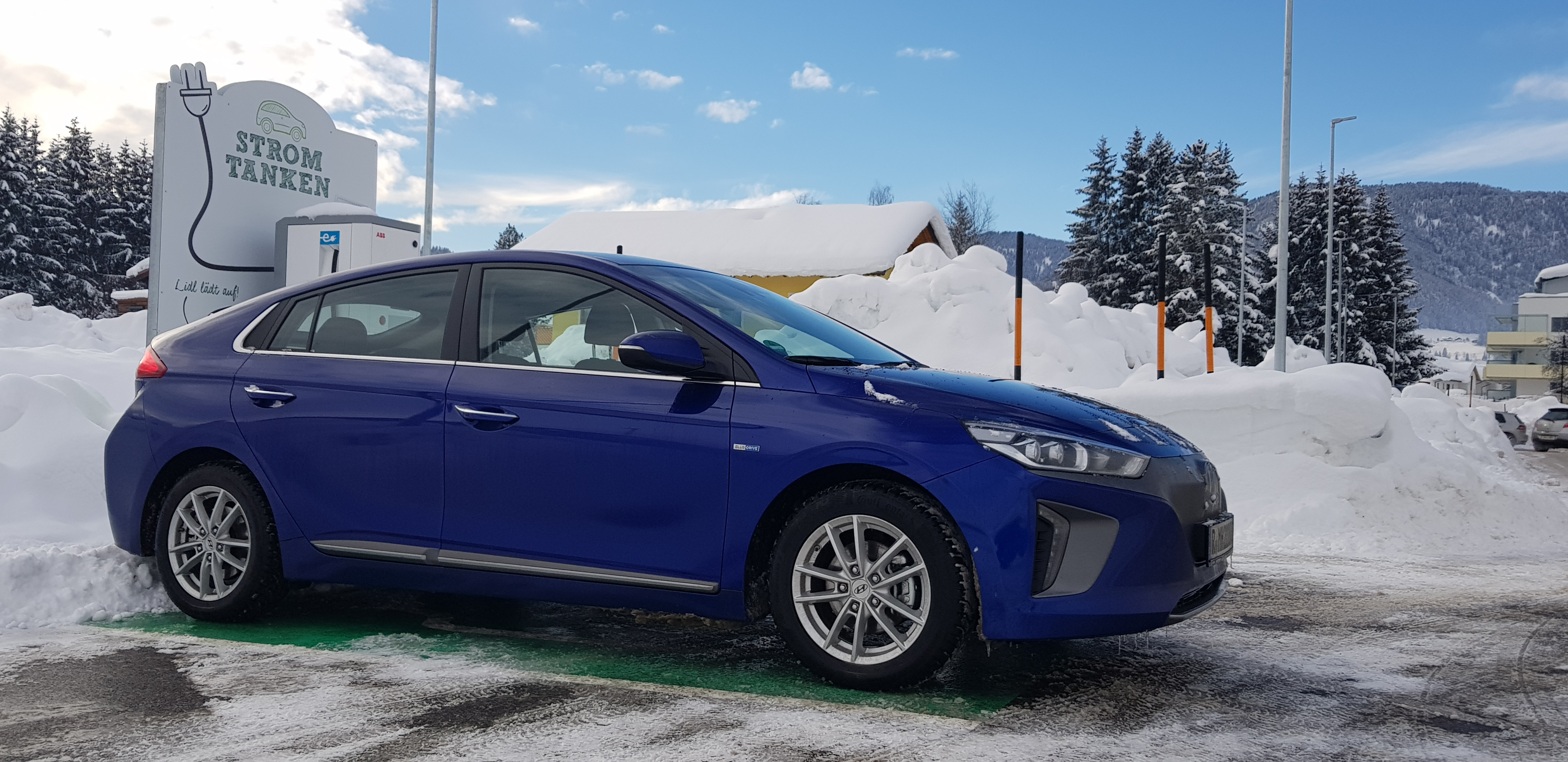 Ioniq Winter