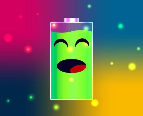 Batterieförderung EU