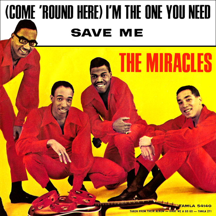 Way Back Attack The Miracles