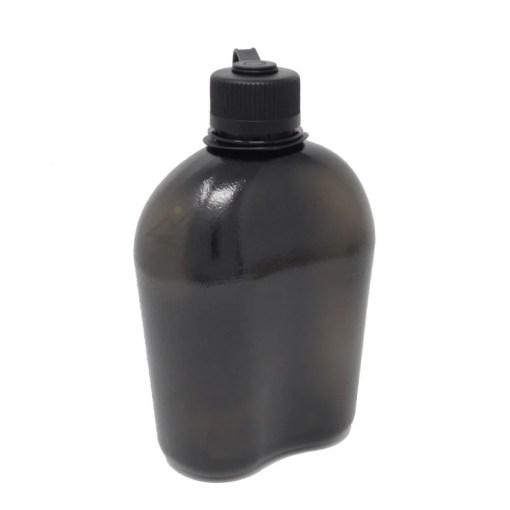 MFH-1047 - US-Feldflasche-schwarz-3