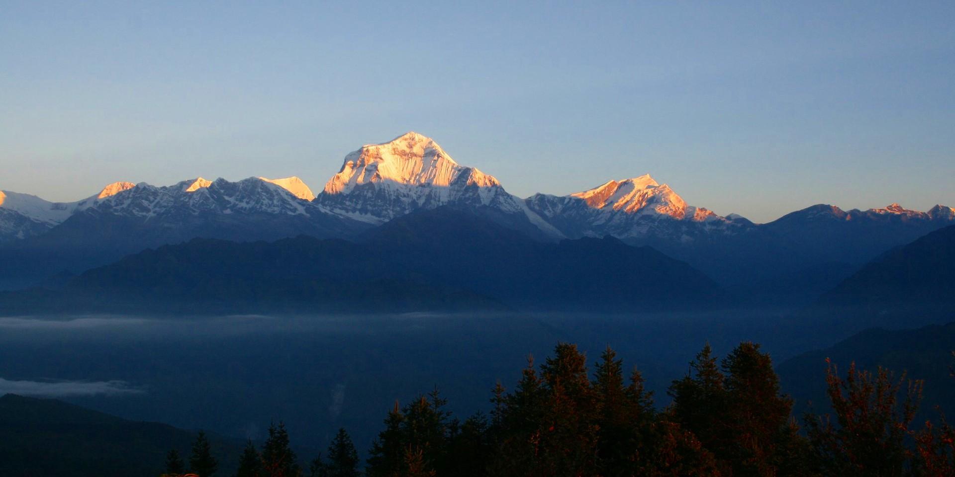 The Kali Gandaki Trek