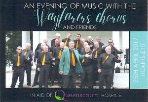 Wayfarers Charity Concert Tickets