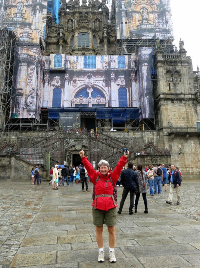 End of My Camino