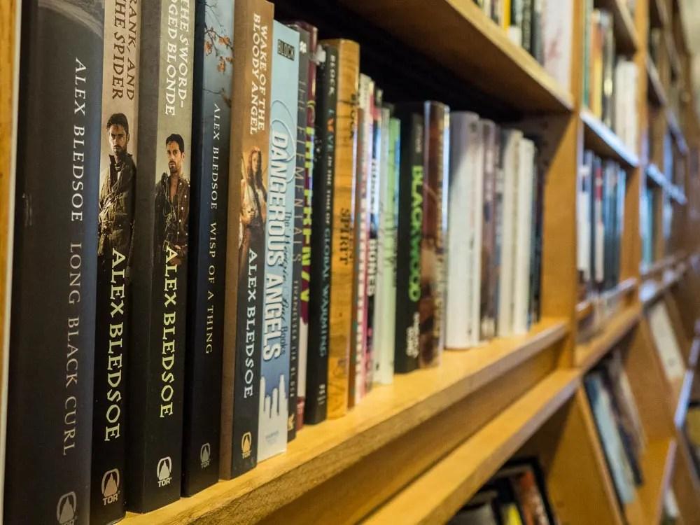 Borderland Books and Cafe San Francisco