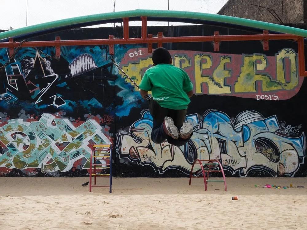 Buenos Aires Street Art Graffiti Tags