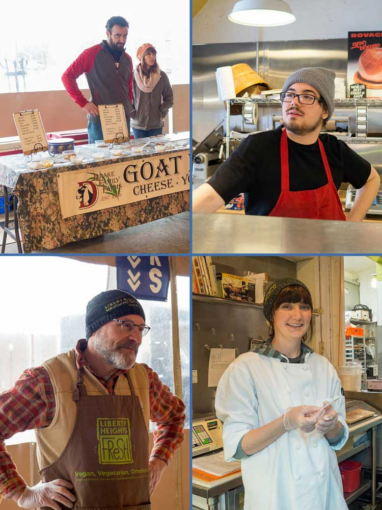 Cheesemongers of Salt Lake City