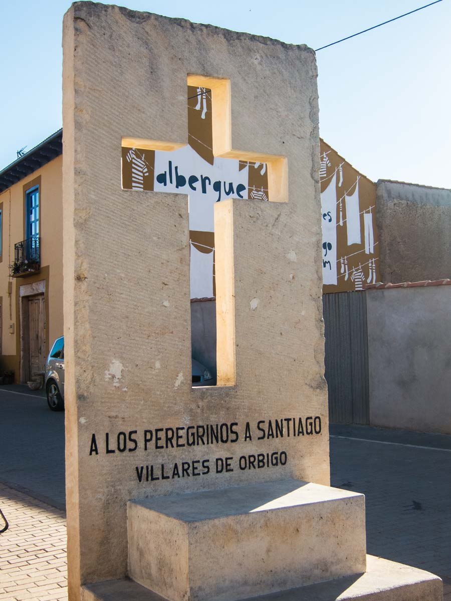Albuerge on Camino de Santiago