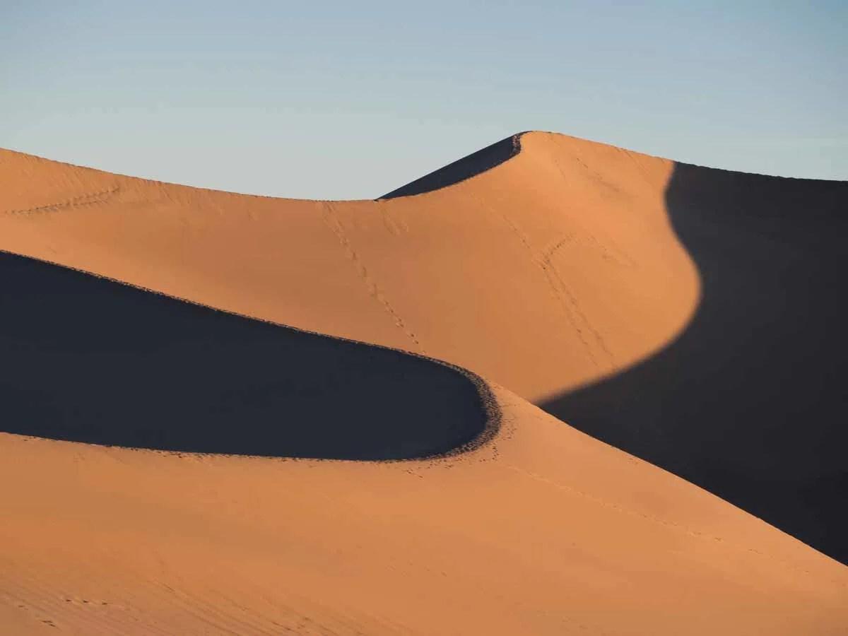 Death Valley Photography Tour Mesquite Dunes