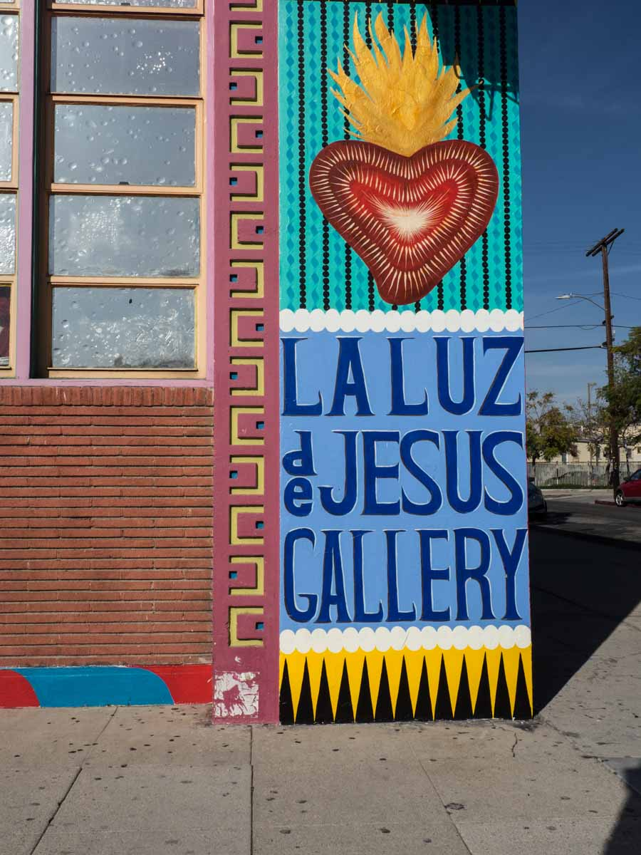 La Luz de Jesus Bookstore Los Angeles