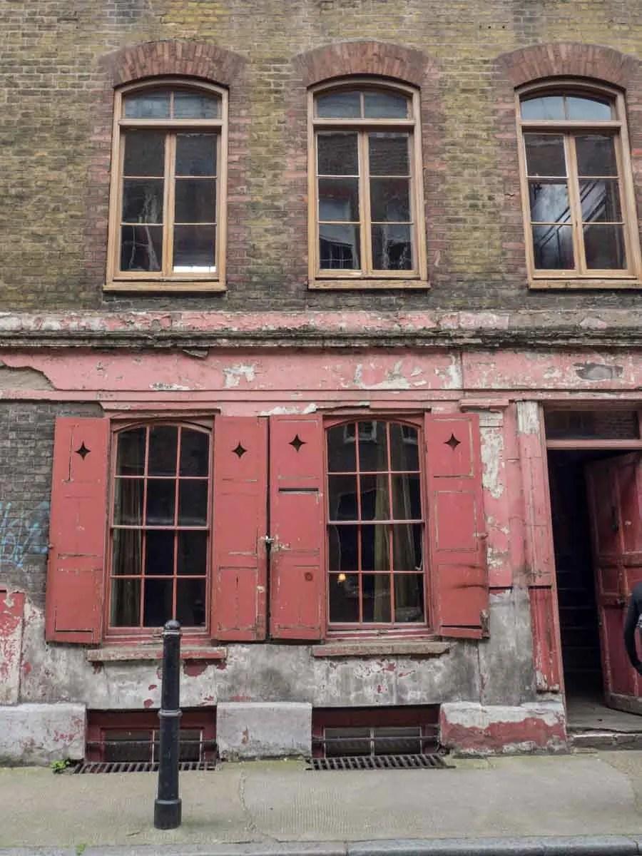 Fornier Lane East End London