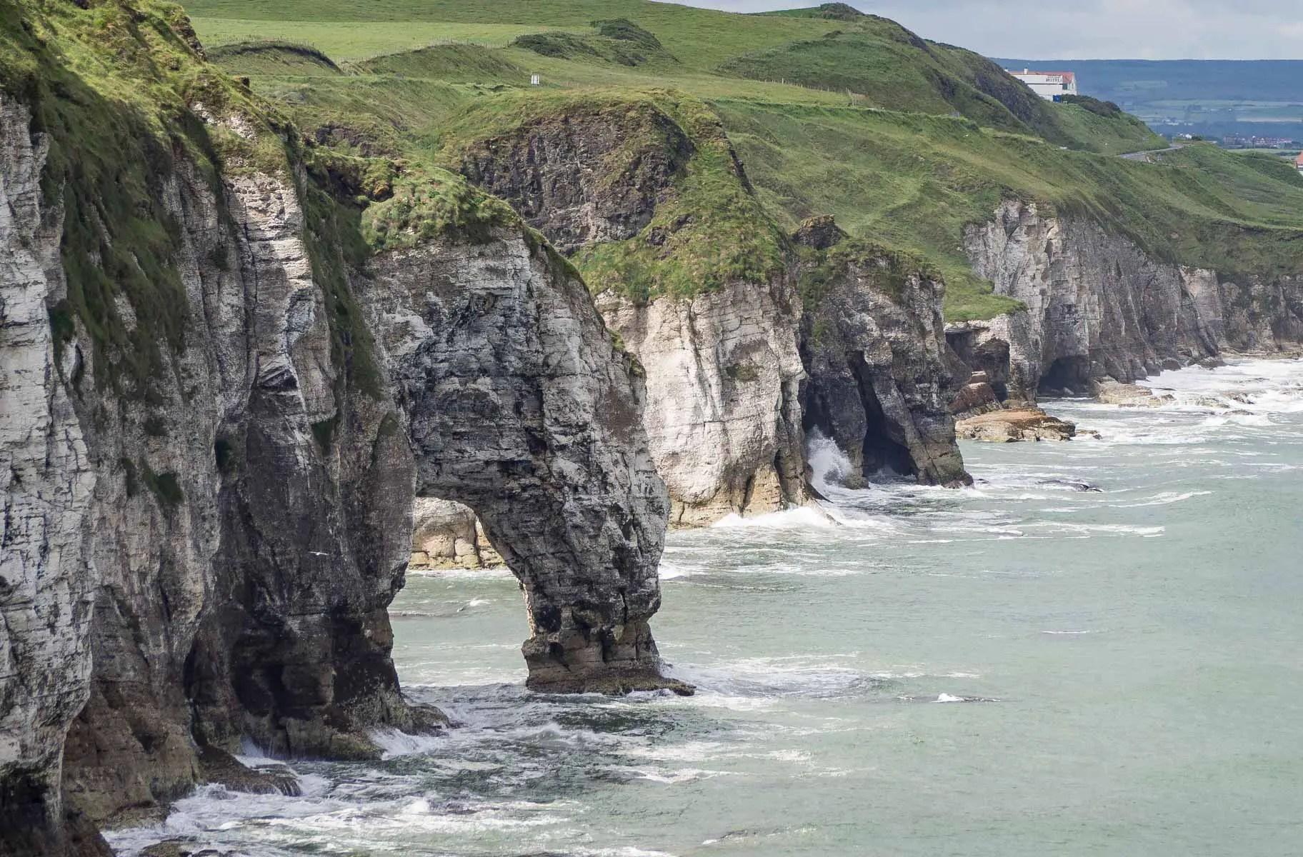 Dunluce Castle Antrim Coast