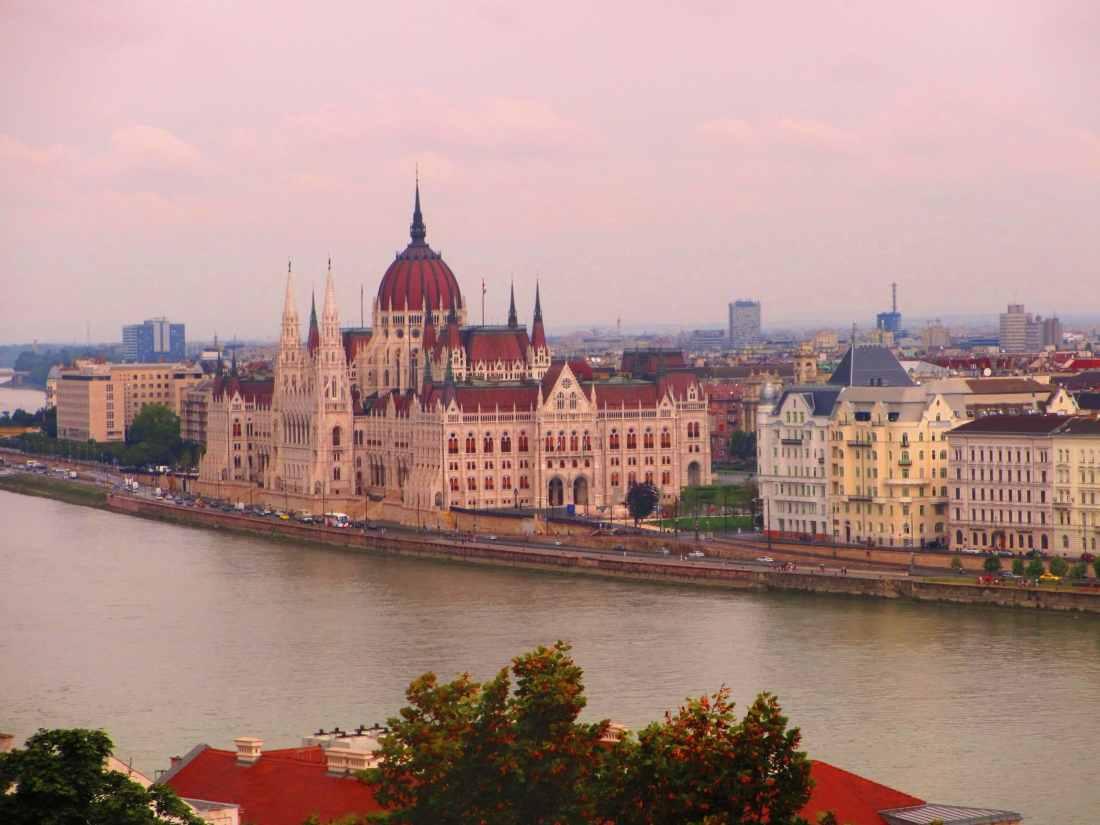 Prague and Bratislava and Budapest via Wayfaring With Wagner