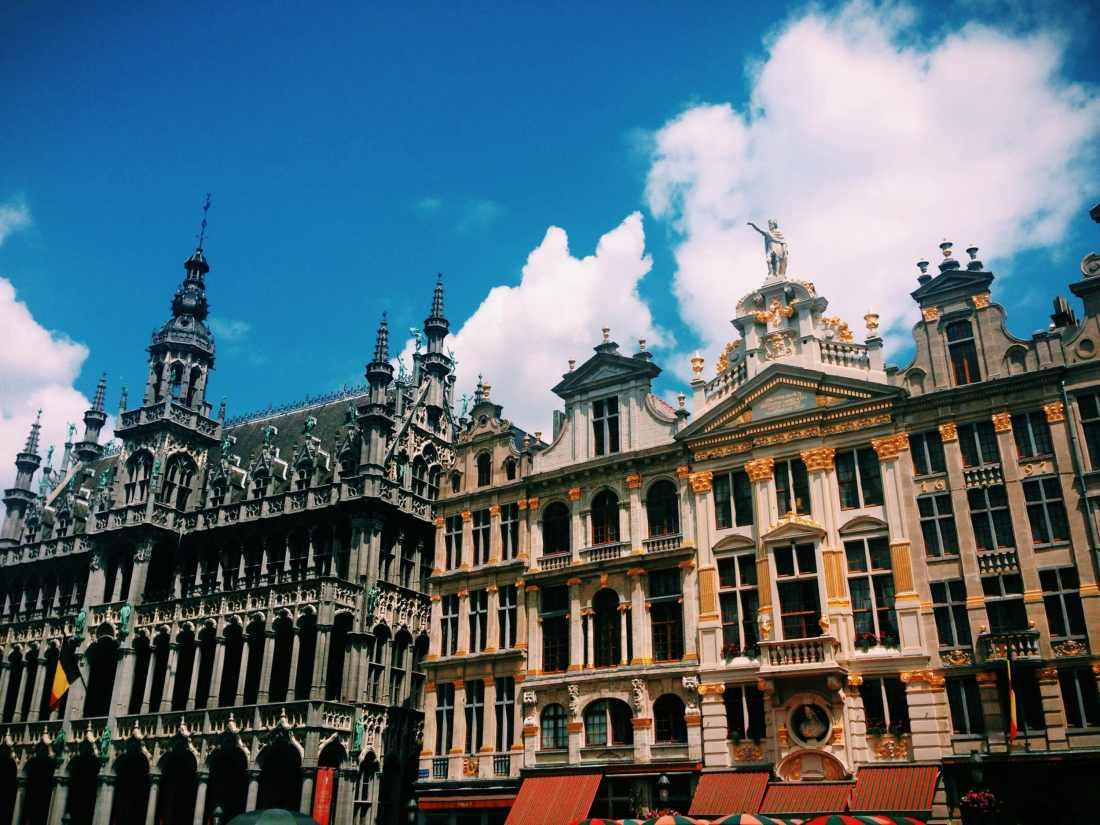 Brussels, Belgium via Wayfaring With Wagner
