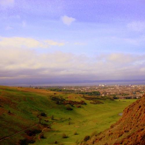 Edinburgh Weekend Escape via Wayfaring With Wagner