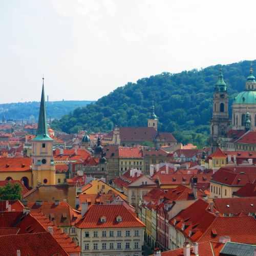 Prague Castle via Wayfaring With Wagner
