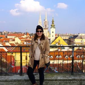Zagreb Croatia via Wayfaring With Wagner