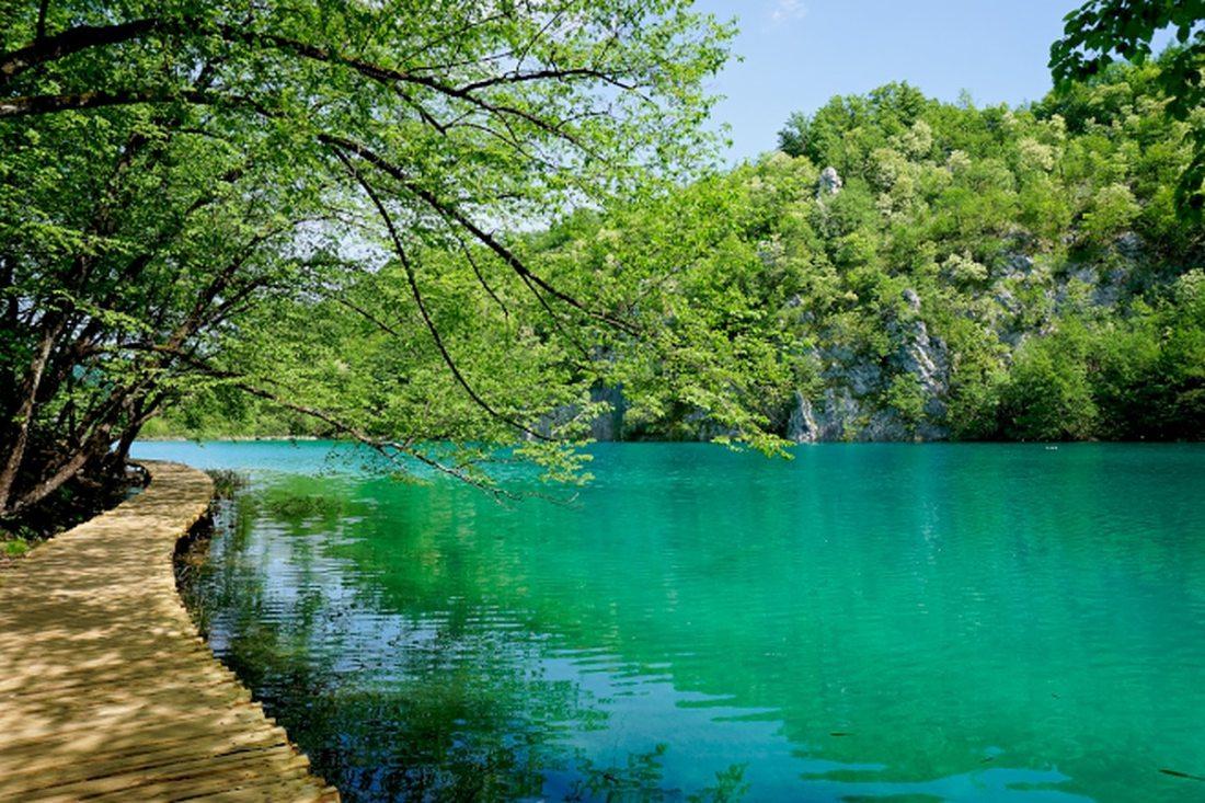 Plitvice Lakes National Park via Wayfaring With Wagner